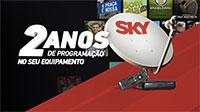 SKY Conforto – Kit HD + 36 Meses de Programação